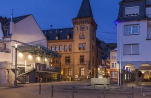 Rathaus und Museum in Zell an der Mosel